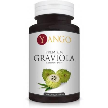 Graviola Premium Yango Annona muricata  Warszawa Sklep