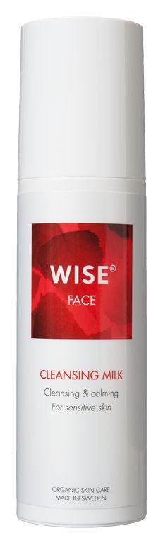 Mleczko WISE Sensitive do skóry wrażliwej