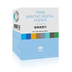 Banting Tiens odchudzanie suplement diety