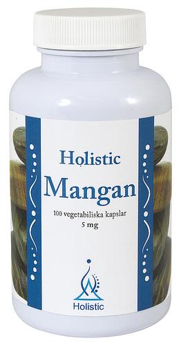 Mangan 5mg Holistic