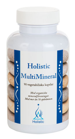 Multi Minerały Holistic