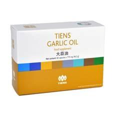 olejek z czosnku tiens na odporność