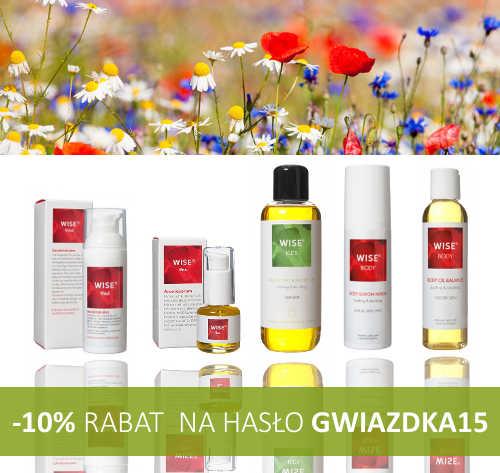Kosmetyki Naturalne i ekologiczne promocja