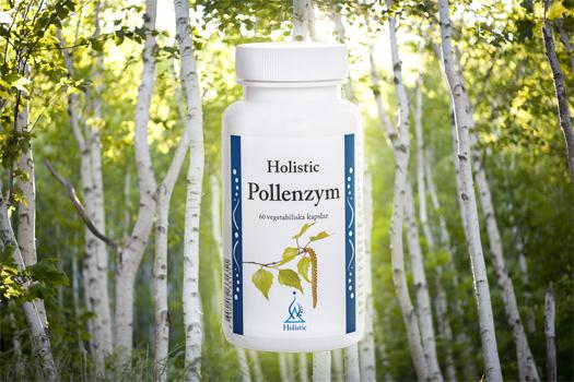 pollenzym - suplement diety przy alergiach na pyłki
