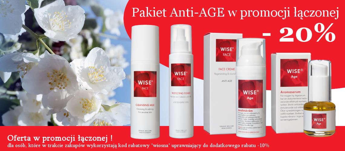 kod rabatowy na hasło na kosmetyki WISE