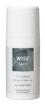 naturalny krem pod oczy dla meżczyzn WISE