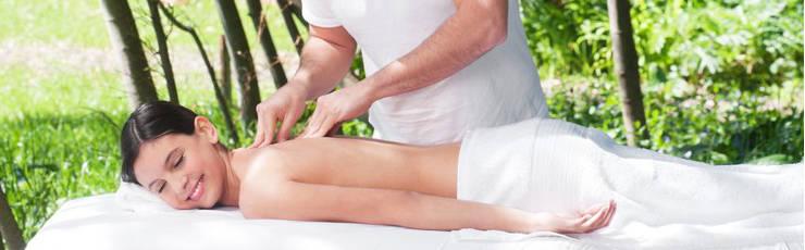 naturalne, organiczne olejki do masażu