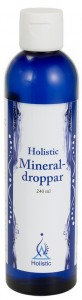 Naturalne Minerały w kroplach Holistic