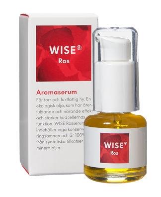 organiczne serum różane do skóry suchej wrażliwej kosmetyk naturalny