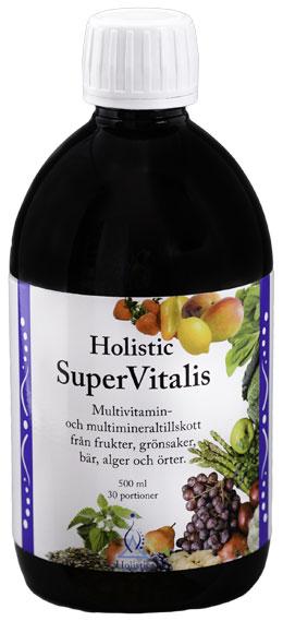 SuperVitalis naturalny koncentrat witamin, minerałów
