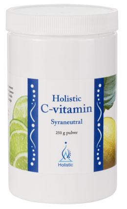 lewoskrętna witamina C buforowana neutralnie