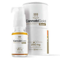 CannabiGold Basic 250 mg CBD 12ml