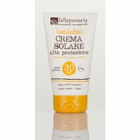 Naturalny Krem do opalania SPF 30 - O sole BIO La Saponaria 125ml