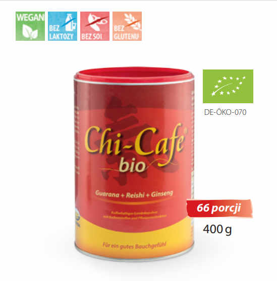 Chi Cafe Bio Dr. JAcob's